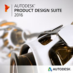 AutodeskProduct Design Suite 2016套裝產品